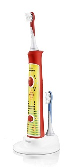 Philips HX6311-02 Sonicare for Kids inklusiv Kid Pacer und Timer