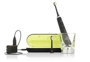 Philips Sonicare DiamondClean Schallzahnbürste Black Edition