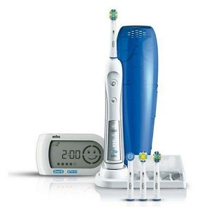 die braun oral b triumph 5000 im test. Black Bedroom Furniture Sets. Home Design Ideas